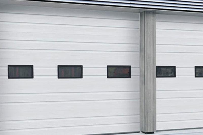Instalacion de puertas de parking